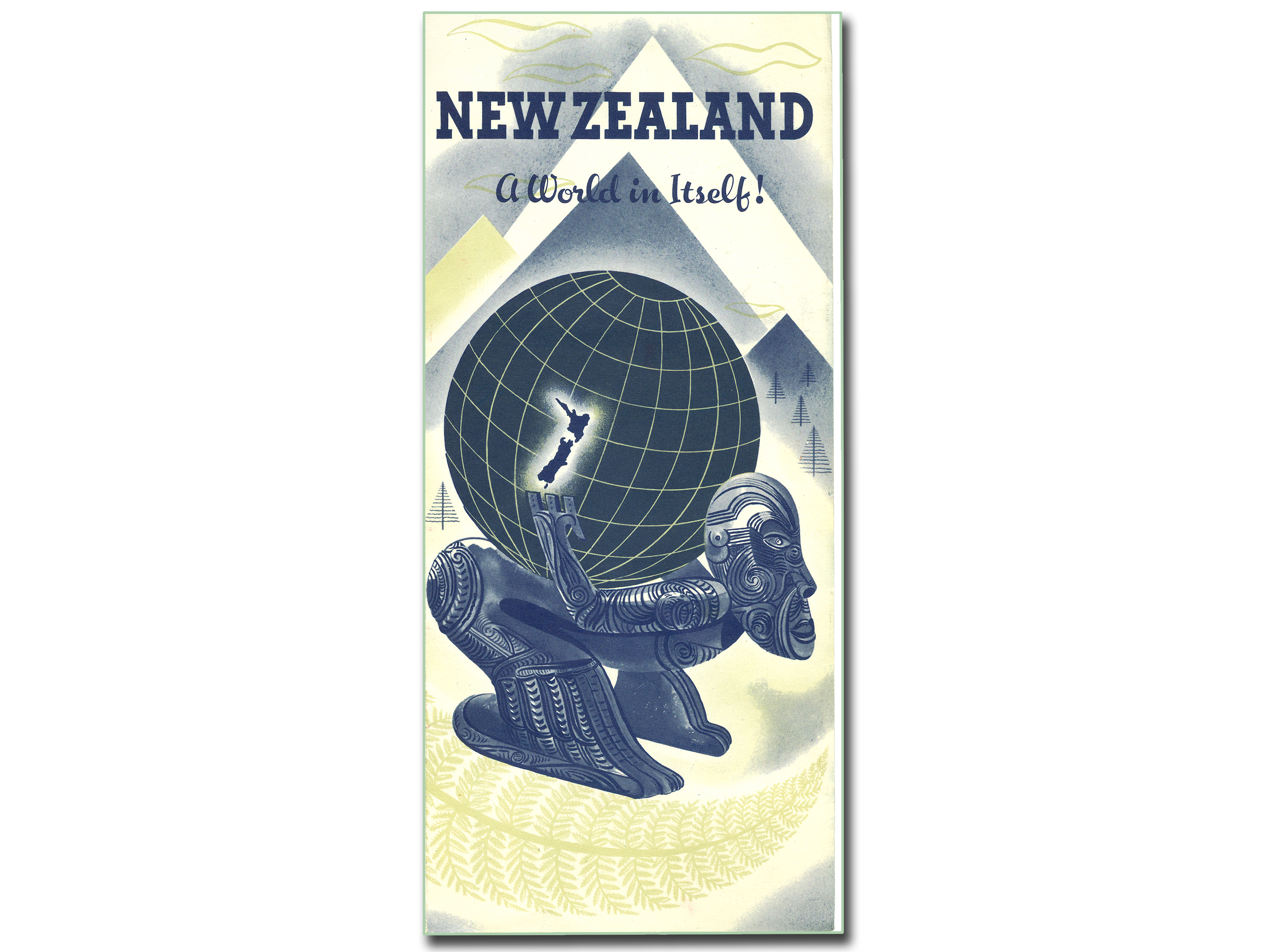 New Zealand - A World in Itself!